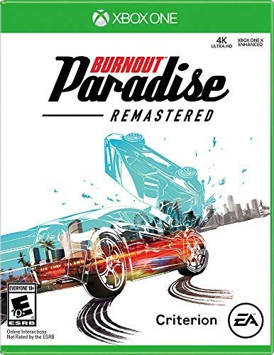火爆狂飙 天堂 重制版 Burnout Paradise Remastered图片