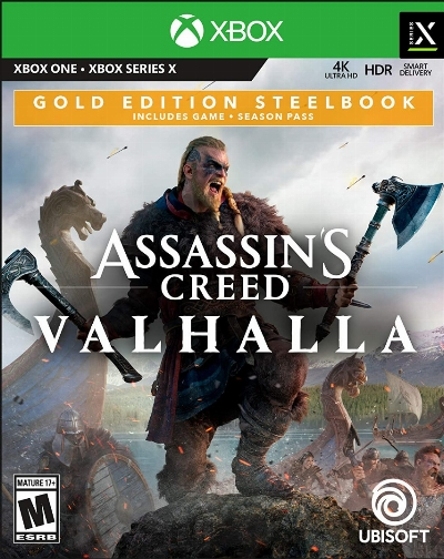 刺客信条:英灵殿 Assassin's Creed Valhalla图片